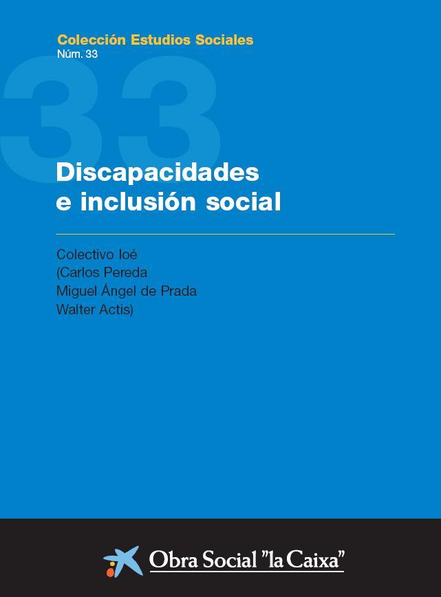 discapacidad e inclusión social