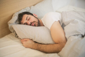 Canva - Photo of Sleeping Man