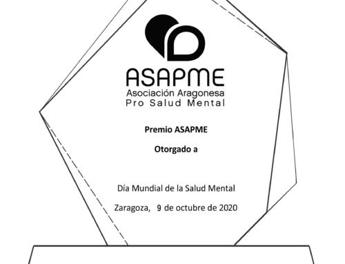 Premios ASAPME 2020