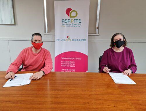 ASAPME y Telepizza acuerdan potenciar la integración laboral de las personas con enfermedad mental