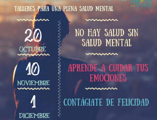 """""""Mens sana in Delicias"""", nuevo proyecto de salud mental para el barrio de Las Delicias"""
