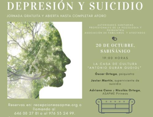 Conversaciones: depresión y suicidio